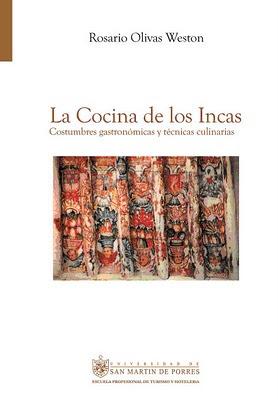Fondo editorial usmp la cocina de los incas costumbres for Tecnicas culinarias de la cocina francesa