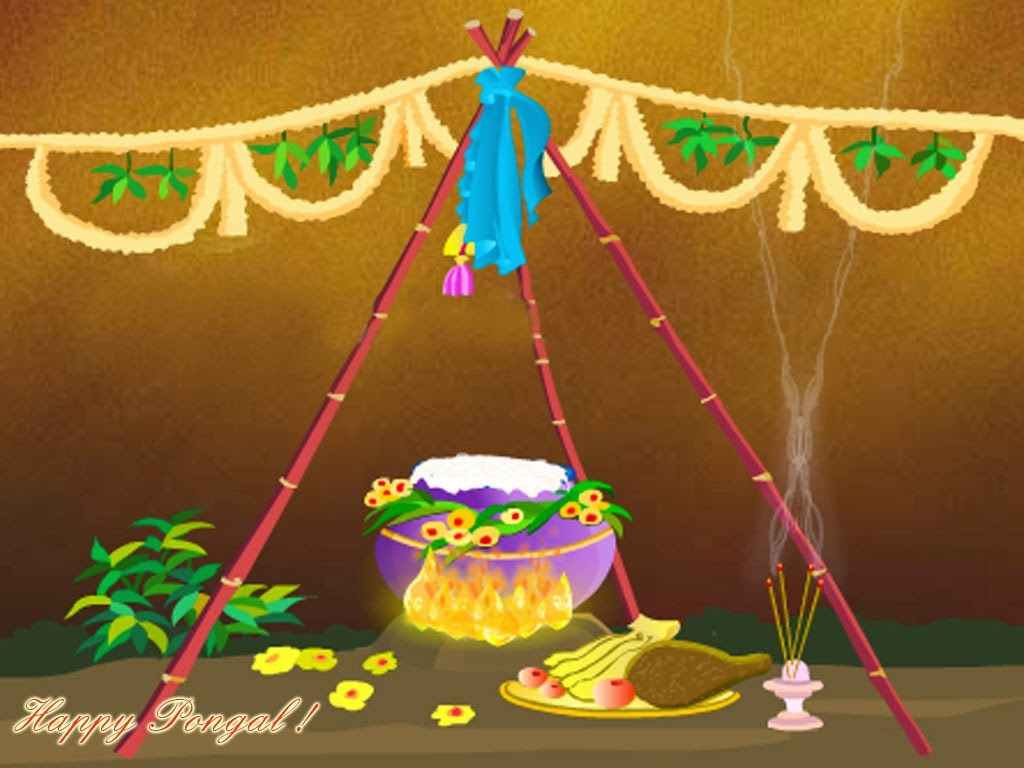Tamil Pongal Valthukkal Messages Wishes Greetings Pongal Greetings