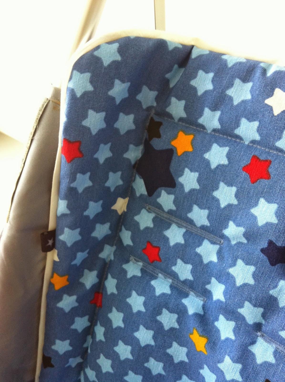 Nubebekids colchonetas ideales para sillas de paseo modelo universal - Colchonetas para sillas de paseo originales ...