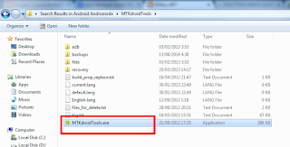 Tutorial Mudah Membuat Sendiri File Scatter Untuk SP Flash Tool
