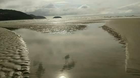 H Θάλασσα εξαφανίζεται μυστηριωδώς ξανά στη Βραζιλία (Βίντεο)