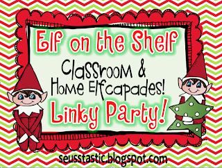 http://seusstastic.blogspot.com/2012/11/elf-on-shelf-linky-party.html
