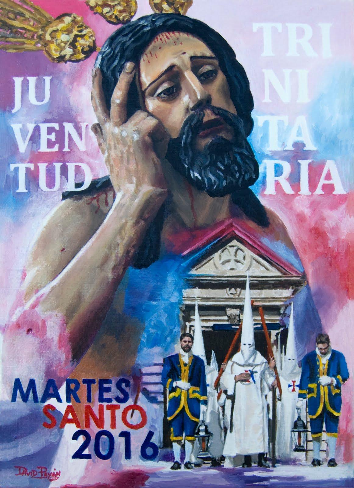 Cartel de la Hermandad. Semana Santa 2016