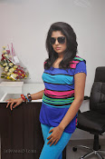 Sravya Glam pics at Linen Club launch-thumbnail-8