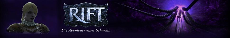 Rift Rogue - Die Abtenteuer einer Schurkin