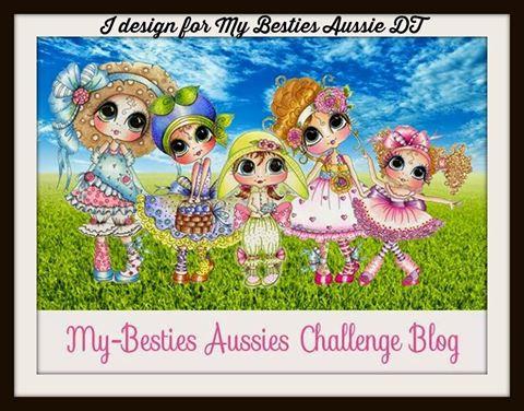 I design for: My Besties Aussie