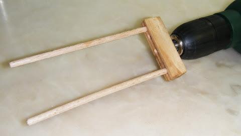 Máquina de fazer pompons