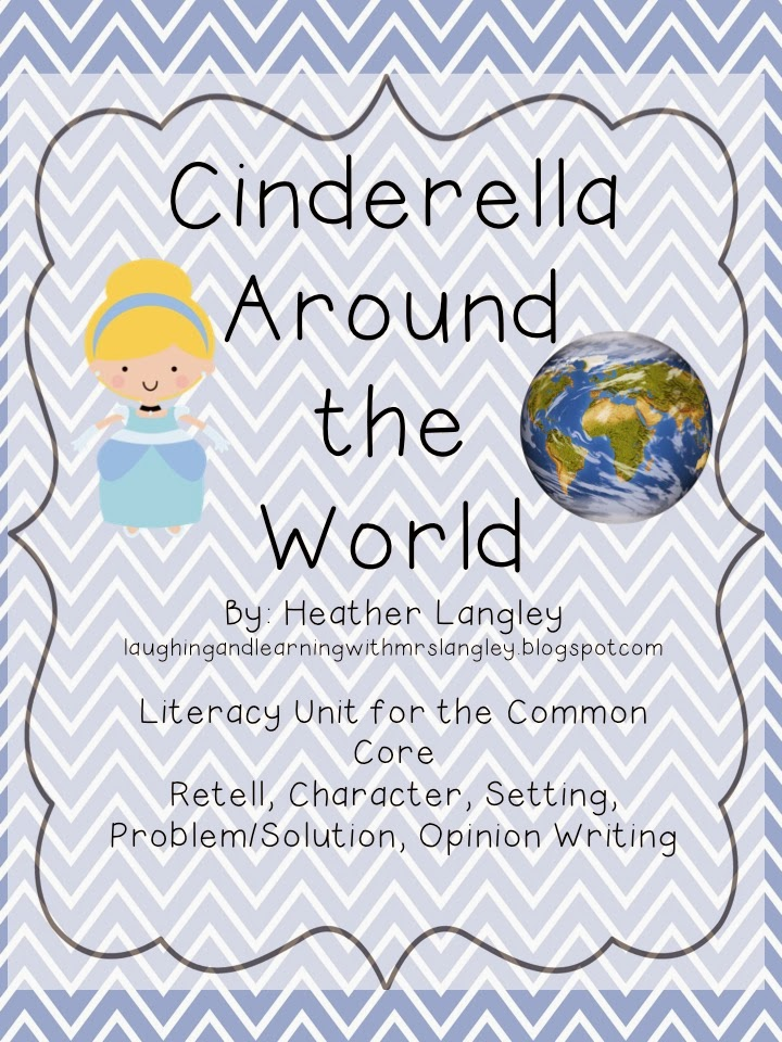 http://www.teacherspayteachers.com/Product/Cinderella-Around-the-World-Literacy-Pack-with-Opinion-Writing-647801