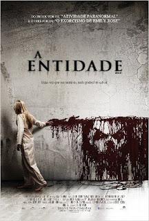 """Poster do filme """"A Entidade"""""""
