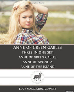 Blonde Anne of Green Gables Cover