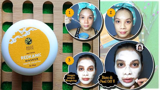 Penggunaan REDKANK Masker