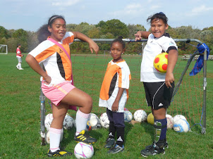 DreamBig! Soccer Players