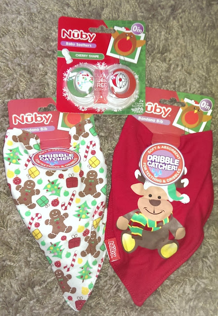 Nuby Christmas Goodies