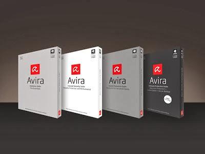 Avira Antivirus 2014