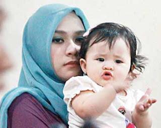 Kanna Sybilla Bramantyo, anak Zaskiya Adya Mecca