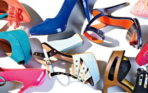 A lady's Heaven.... Shoe! shoes! Shoes!!