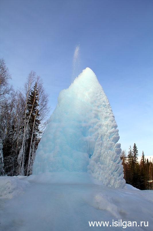 ледяной фонтан зюраткуль 2015 фото