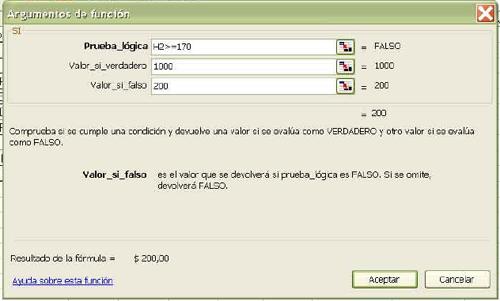 Otra interesante función es la llamada =PROMEDIO() . Funciona ...