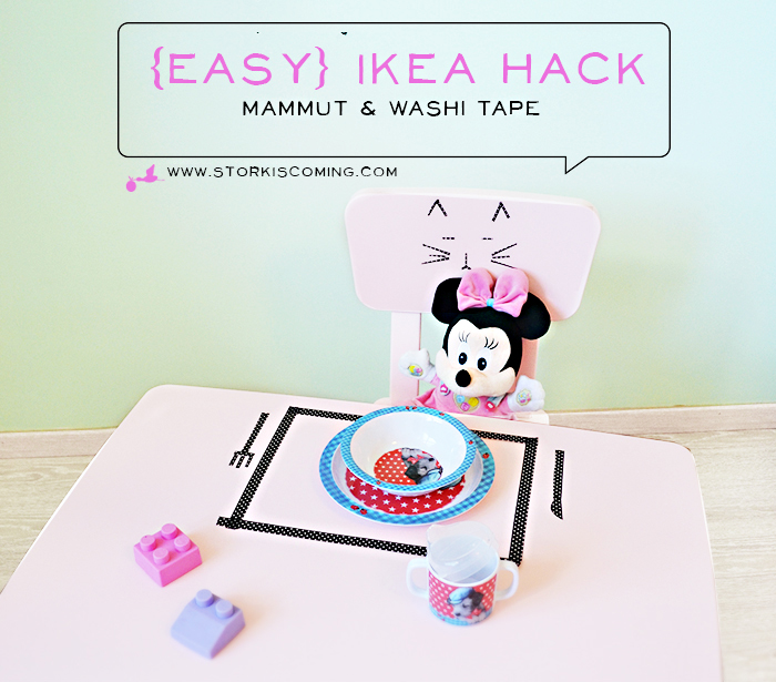 easy ikea hack for kids