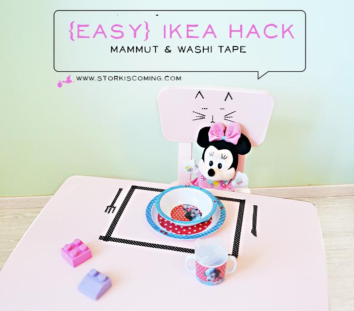 easy ikea hack for kids