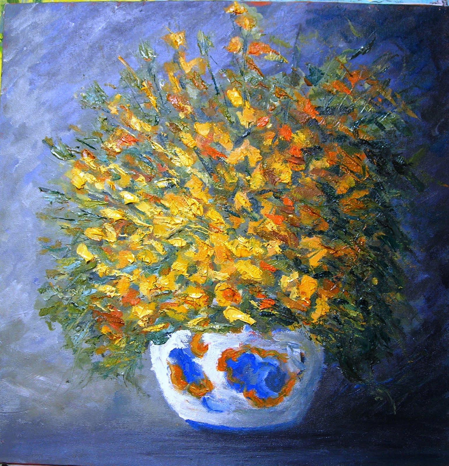 I quadri di casalini fiori di plastica for Quadri di fiori