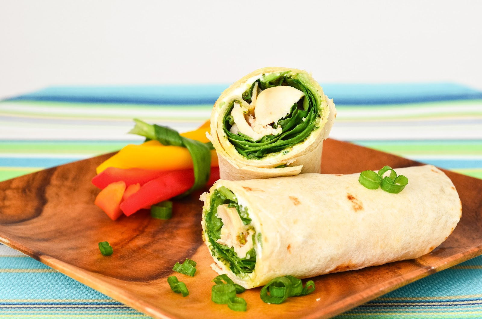 Meal Planning Made Simple: Pesto Chicken Roll-ups