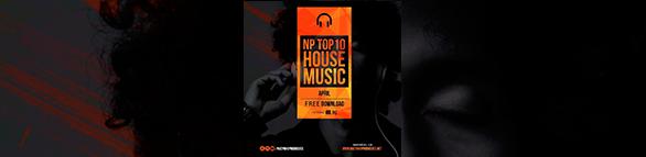 Nacynho Produções - NP Top 10 House Music April 2016