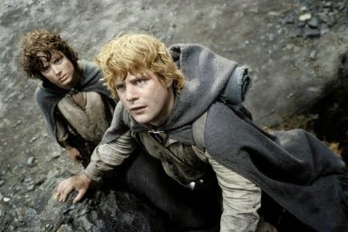 Frodo e Sam