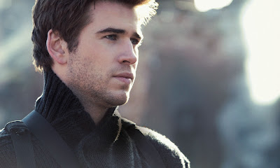 Liam Hemsworth in The Hunger Games Mockingjay Part 1