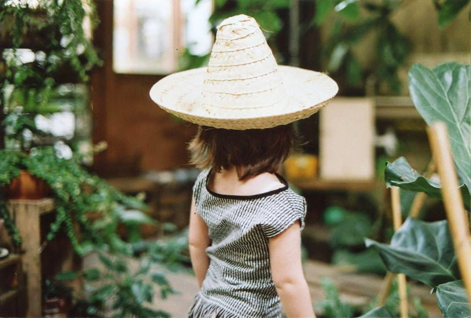 Ethical and absolutely gorgeous kids fashion by Maravilla for spring 2014