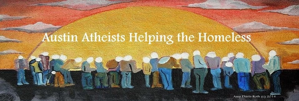 Austin Atheists Helping the Homeless