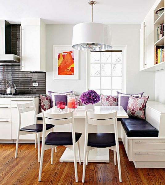 Custom Banquette Seating: Design The Life You Love By Tiffany Hanken Design: Custom