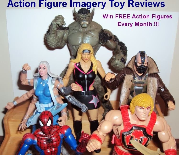 Action Figure Imagery Toy Reviews