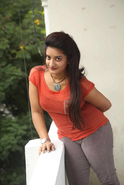 Janani Latest Photos At Premika Movie Press Meet