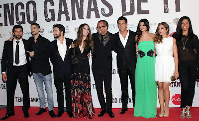 the gallery for gt marina salas y mario casas