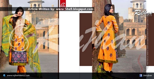 Range Cotton Winter Dress Designs