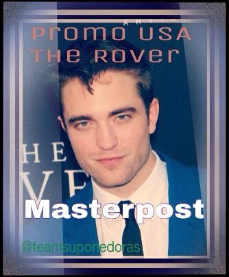 MASTERPOST - Promo The Rover USA