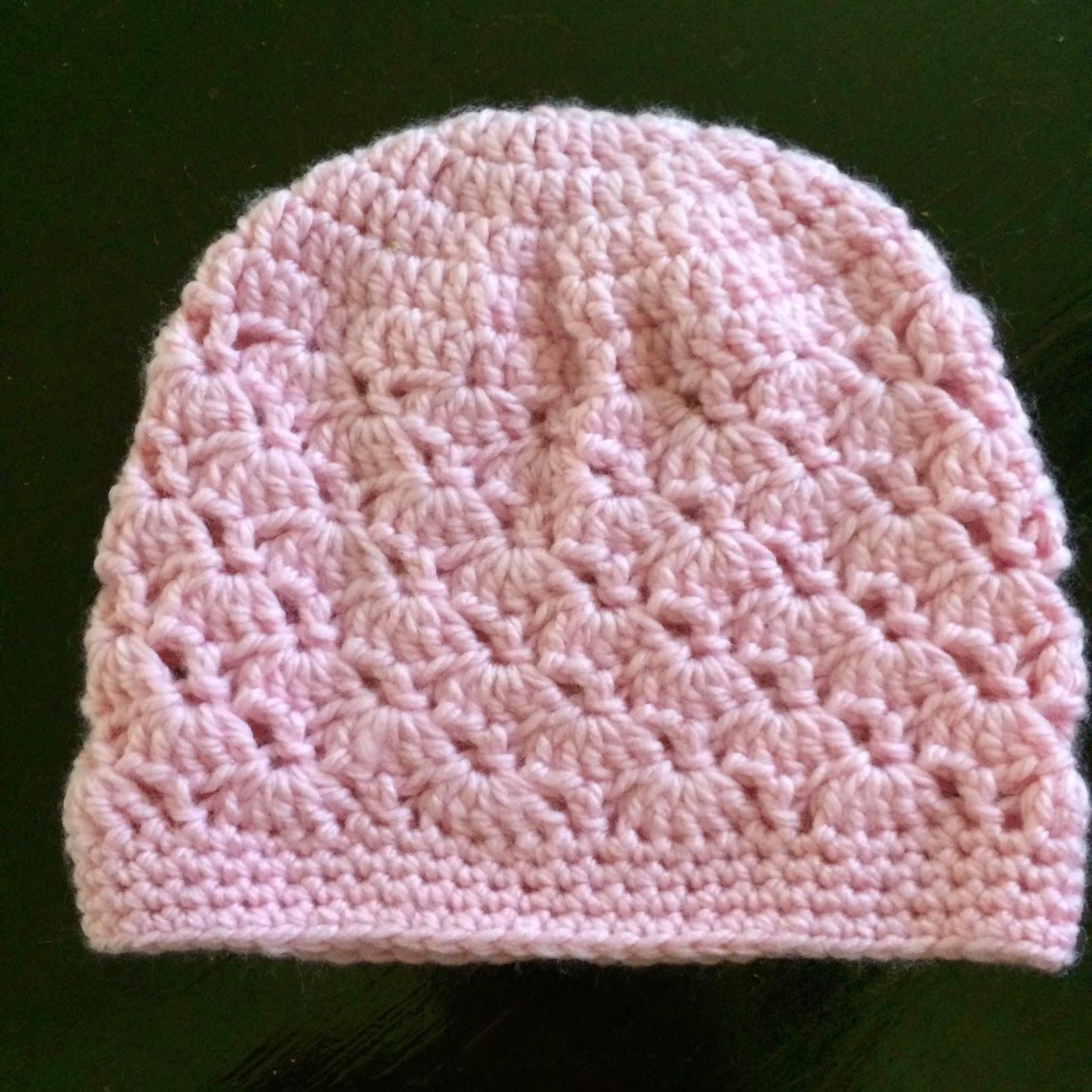 Crochet Chemo Cap 2 - Free Pattern Not My Nanas Crochet!