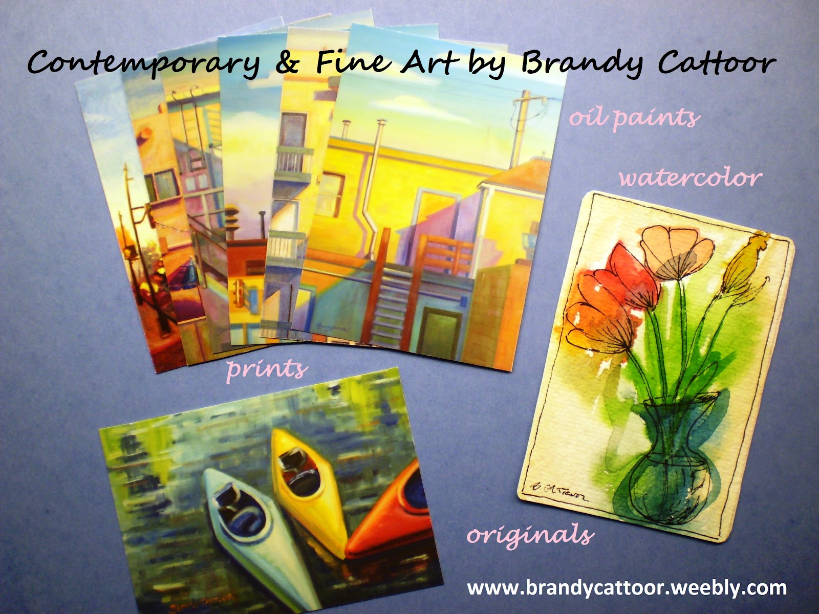 Small Art From The Heart - International Exhibit Of ACEO Fine Art ...