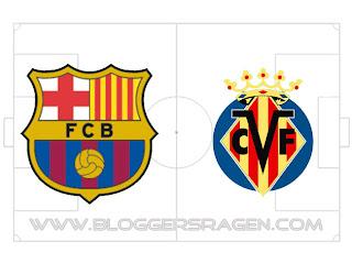 Prediksi Pertandingan Barcelona vs Villarreal