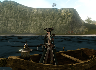ArcheAge - Pirate Costume