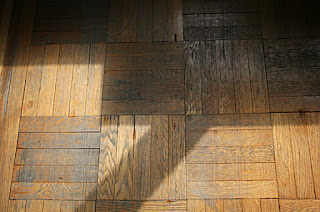 Damaged Parquet Floors