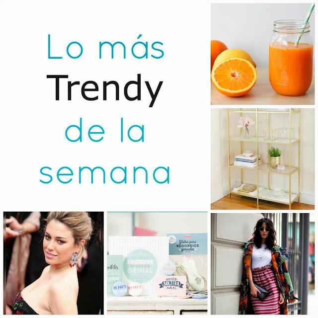 Planes recomendaciones tutoriales sugerencias mas trendy tendencia fin de semana blogger estilo estilista