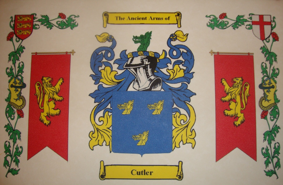 The Cutler Family History Project