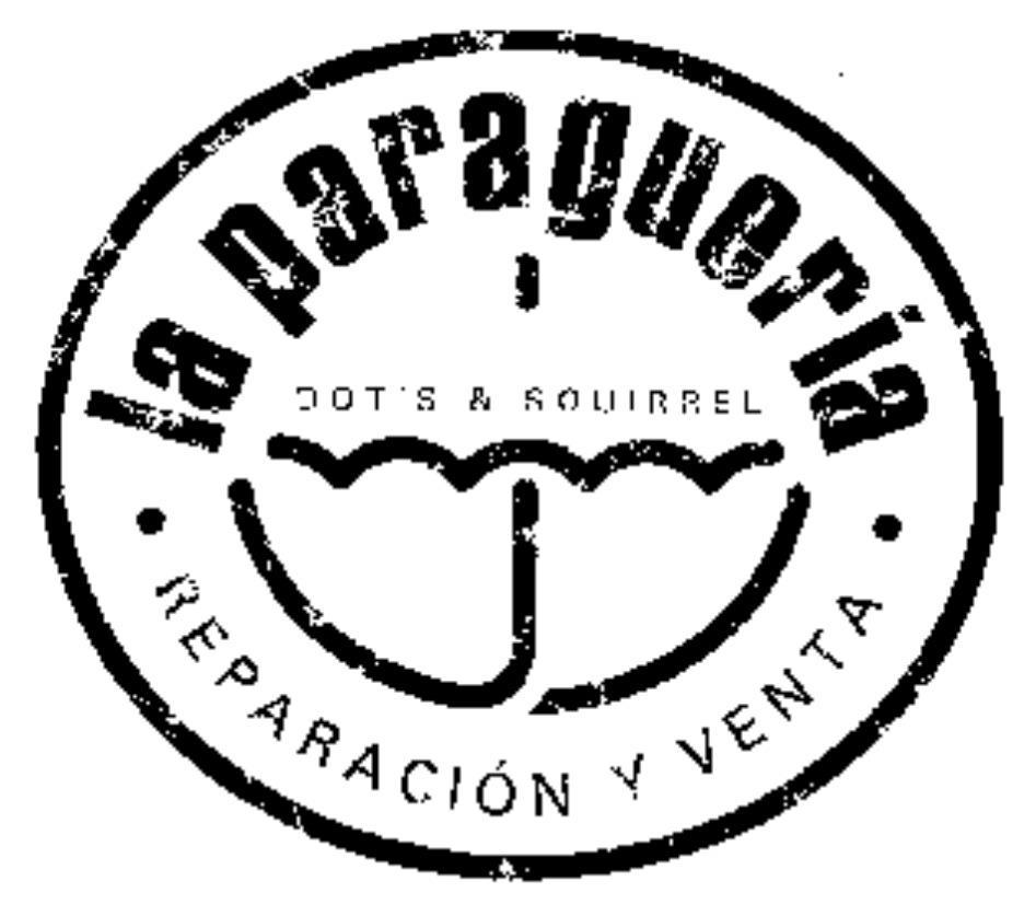 DOTS Paraguas