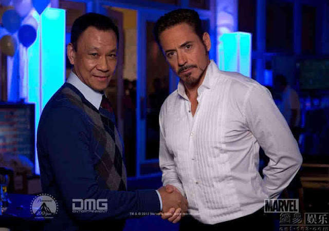 Homem de Ferro 3 Tony Stark