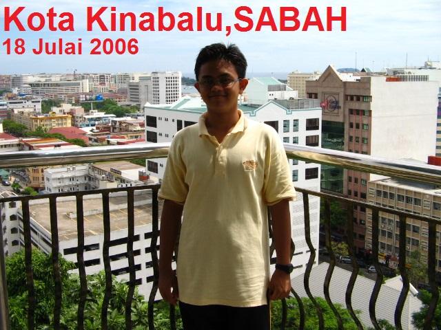 Kota Kinabalu, SABAH 2006