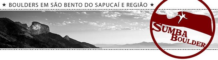 Sumba Boulder - Boulders em São Bento do Sapucaí e Região - Brasil