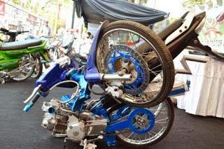 gambar motor ceper