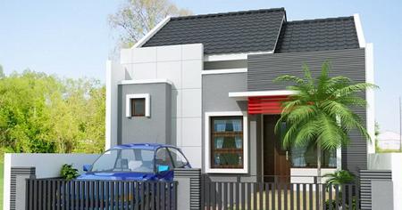 lengkap desain rumah menarik type 36 desain rumah